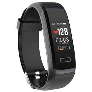 Fitness Tracker Smart Watch And Heart Rate Monitor
