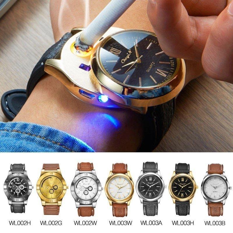 cigarette lighter watch main