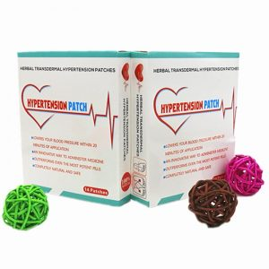 Blood Pressure Control Hypertension Patches 14 pcs