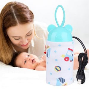 USB Portable Baby Bottle Warmer